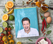Announcing Jamie's Everyday Super Food