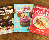 Cookbooks from our Food Tube stars