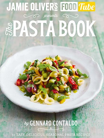 Gennaro & Food Tube launch The Pasta Book