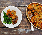 Healthy shepherd's pie | Tim Shieff
