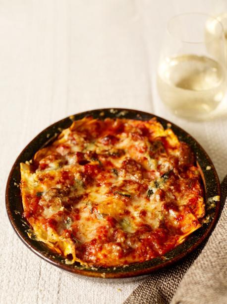 Aubergine lasagne for Aubergine cuisine