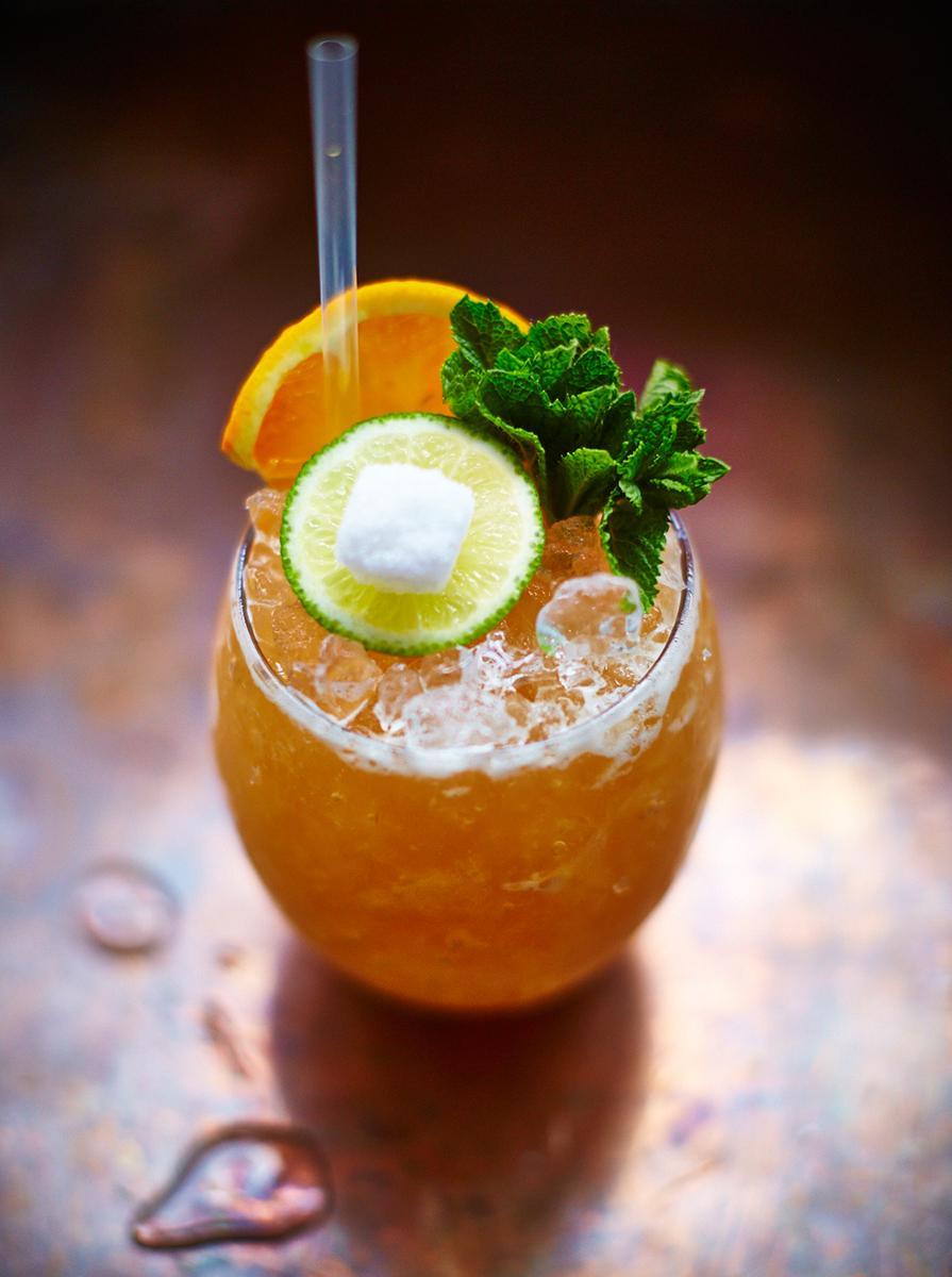 15 stunning summer cocktails jamie oliver for Cocktail zombie