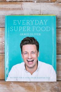Jamie oliver meat free book