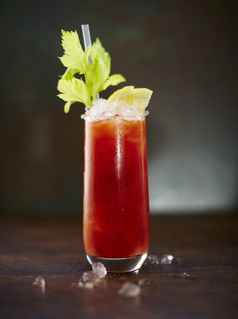 Christmas cocktails guaranteed to get the party started - Cocktail bloody mary ...
