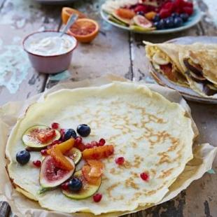 13 sweet pancakes to try this Shrove Tuesday